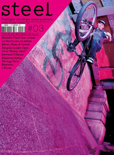 Steel Magazine 2011