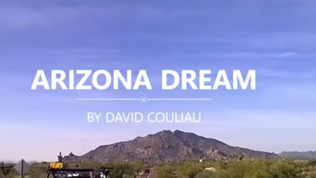 Vidéo #shotwithLumia « Arizona Dream »