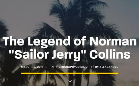 Sailor Jerry Hawaii