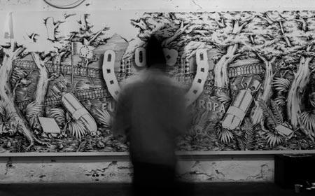 RVCA X Benjamin Jeanjean – Art Beat